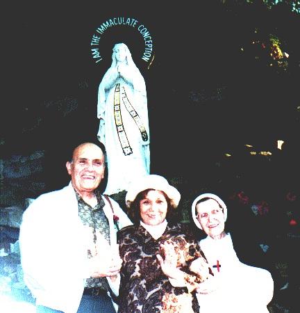 Esposos Bianchini y Her. Teresa, Euclid Heritage Park, Cleveland, OH, EE.UU. (19-09-1994)
