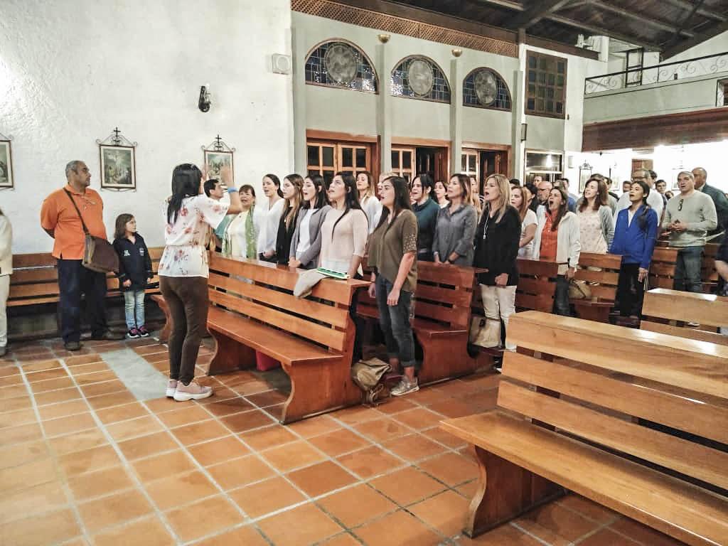 Con Misa y agasajo, miembros de la Fundación Betania celebraron el 10º aniversario de la apertura de la causa de canonización de la sierva de Dios María Esperanza